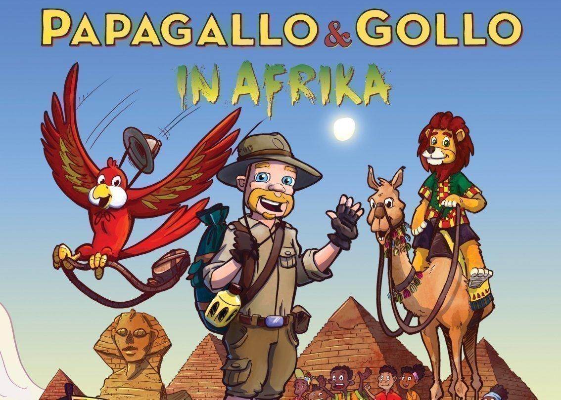Logo de Papagallo & Gollo