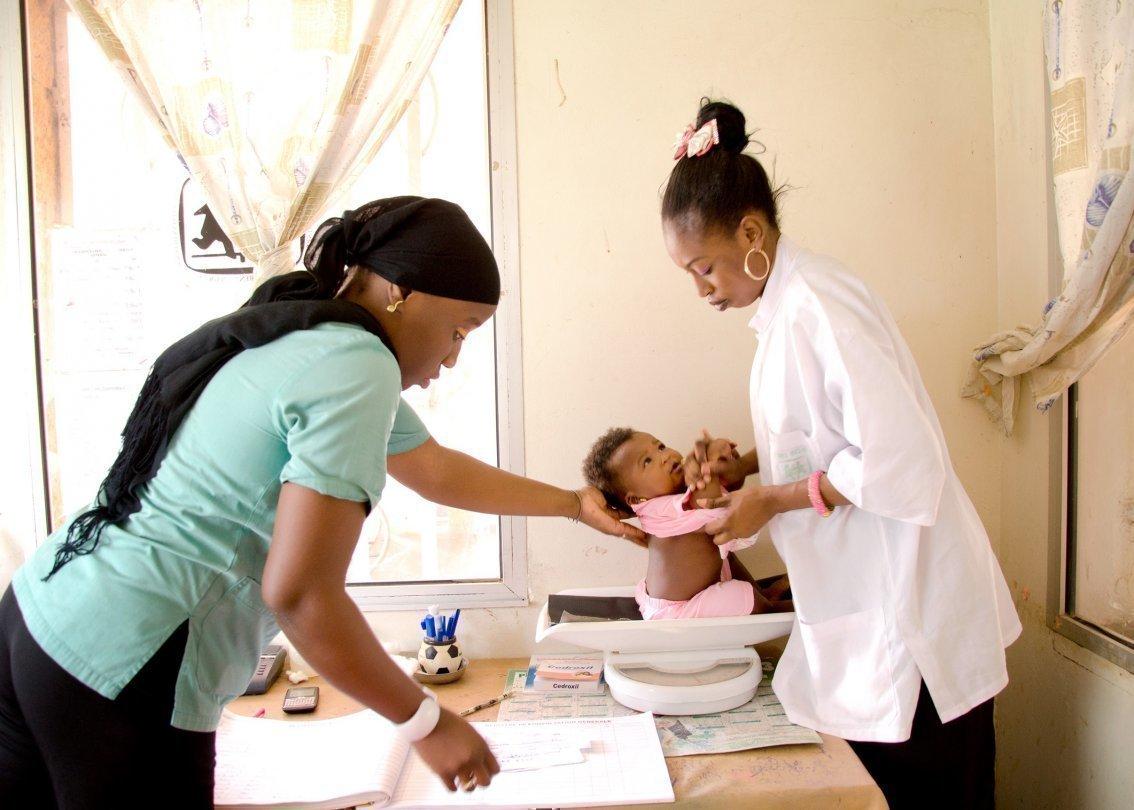 Quand vous faites un don pour les enfants dans le besoin, vous leur permettez de grandir en bonne santé.