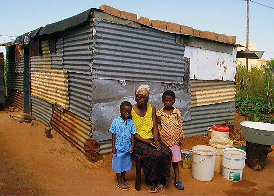 Vos dons pour les enfants pauvres aident toute la communauté.