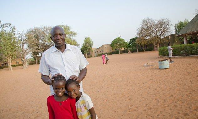 Votre don pour les enfants pauvres nous aide à poursuivre notre mission.