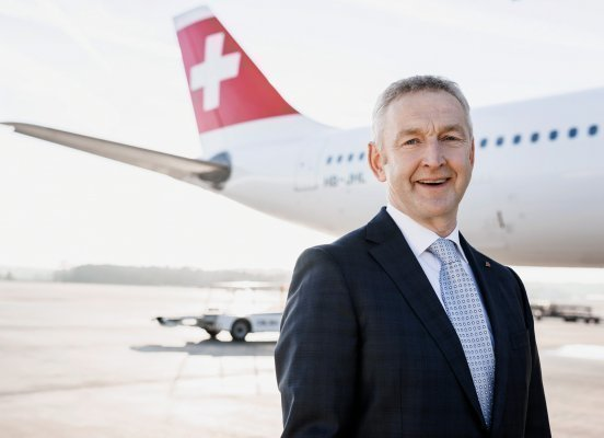 Thomas-Kluehr, CEO Swiss International Airlines Ltd