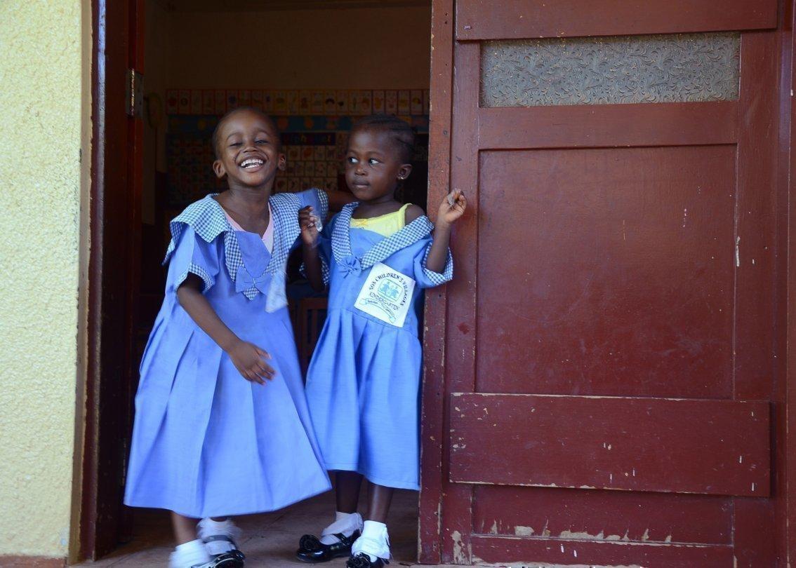 La mission des villages d'enfants SOS est de procurer un cadre familial pour que les enfants puissent s'épanouir.