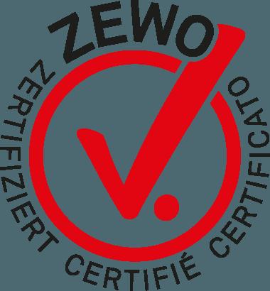 Logo Zewo Certifié
