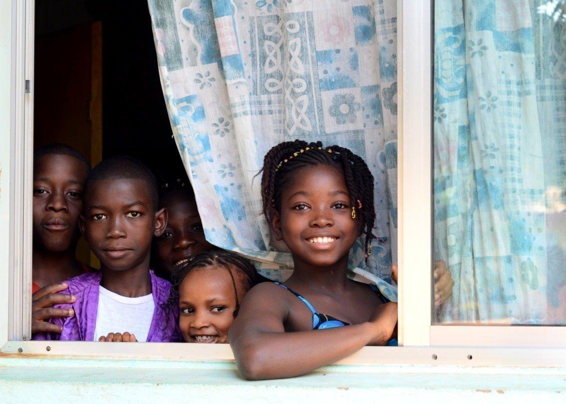 SOS Villages d'Enfants offre un avenir meilleur aux enfants pauvres du monde entier.