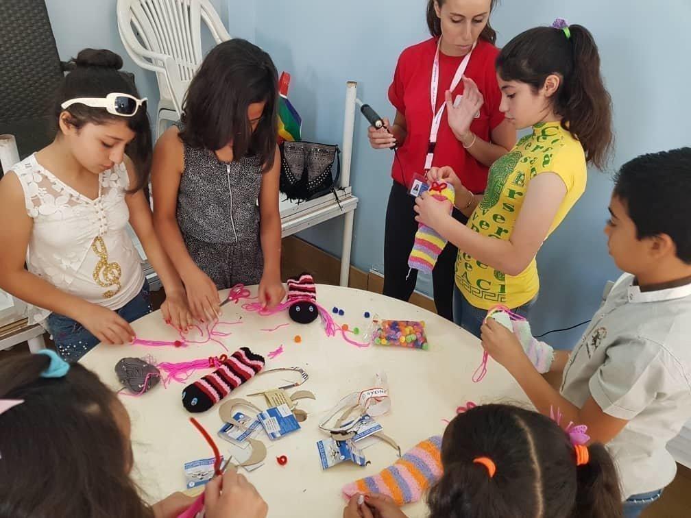 SOS Villages d'Enfants Syrie
