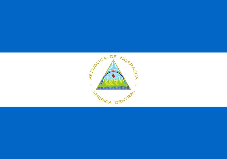 drapeau-nicaragua