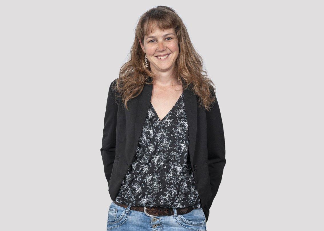 Corinne Kaufmann est membre de l'équipe SOS Villages d'Enfants Suisse.