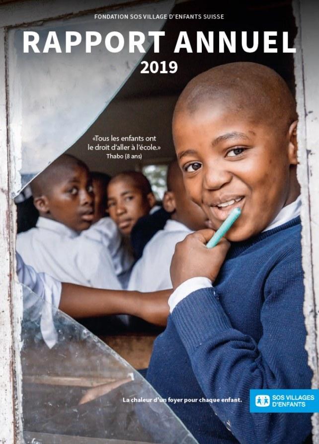 Consultez le rapport annuel 2019 de SOS Village d'Enfants Suisse.